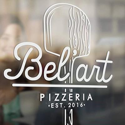 logo pour pizzeria lille graphiste